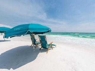 SUMMER HAVEN UNIT E,GULF FRONT LUXURY,PRIVATE BEACH,SPECTACULAR VIEWS!!, Miramar Beach
