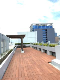 Viewing Deck - Roof Top