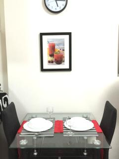 Dining table for you