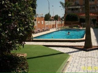 Apartamento con piscina Los Narejos, Los Alcázares