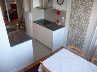 City Centre, 2 bedroom, 55 m2, Kitchen and Dining, Liubliana