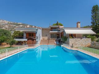 Meerjungfrau-Villa in Saronida