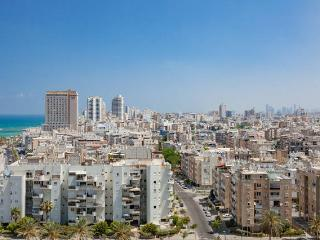 Unique Full Sea View, Gym, 2x Parking, Bat Yam