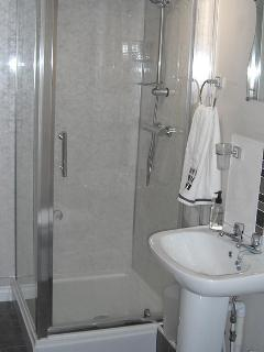 En-Suite toilet and shower room