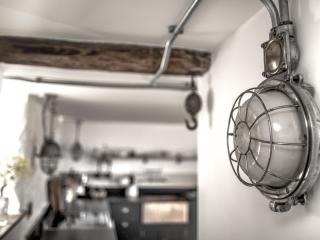 Nautical Industrial Feature Lighting