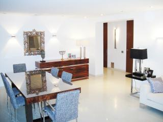Spacious living - dining area (40 sqm)