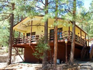 Nice Cabin in the Tall Pines - Wrap Around Deck