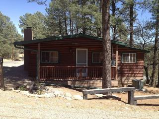 COZY CABIN, 2Br/1Ba , Hot Tub, Central Air