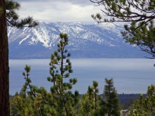 Super House with 2 Bedroom, 2 Bathroom in Lake Tahoe (158a), Lago Tahoe