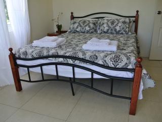 Master bedroom 1, queen size double bed