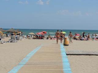 Valencia Spain Beach Apartment