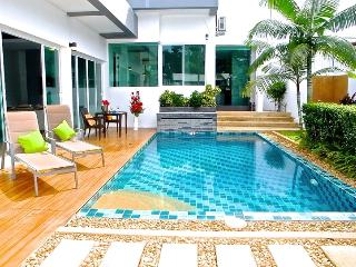 An unique 3bedrooms Pool Villa