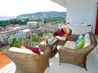 2 bedrooms sea view Karon