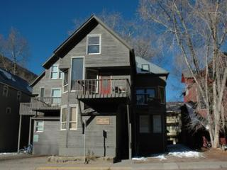 Cornet Creek #201 (3 bedrooms, 2 bathrooms), Telluride