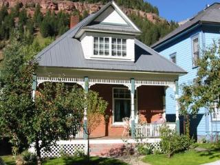 Victorian Elegance (2 bedrooms, 2 bathrooms), Telluride