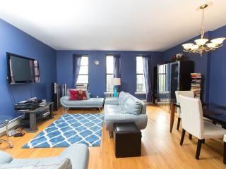 Two bedroom gem in Harlem SLEEPS 6