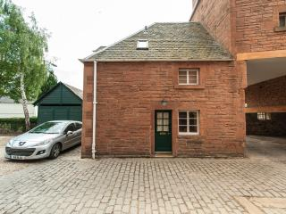 Entrance to Craigwell Cottage off the private courtyard