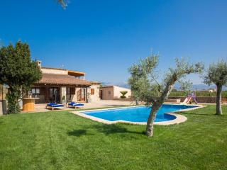 ES TREPITJADOR - Villa for 6 people in Binissalem