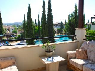 Holiday apartment in Aphrodite Hills, Pafos