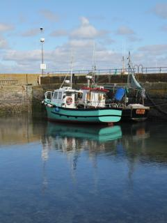 Nearby Slade Harbour