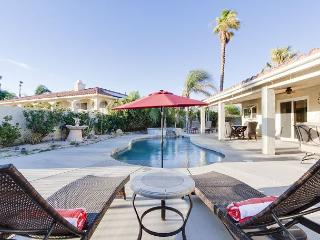 3BR/2BA Desert Hot Springs House, Mountain-View Patio Pool/Hot Tub, Sleeps 6
