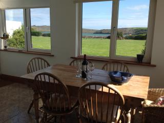 Beach front house, stunning ocean views, Kinsale