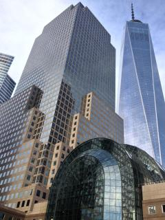 nearby Freedom Tower