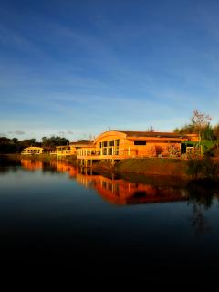 Brompton Lakes luxury lakeside lodges