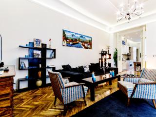 135m2 superior 3bedroom ap. A/C and WI-FI CITY37, Budapest