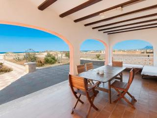 LLEBEIG 1 - Condo for 6 people in Oliva