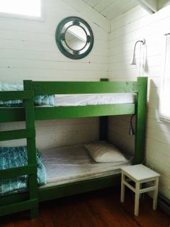 Bedroom #5 Double Bunk Bed Room with TV and DVD Player