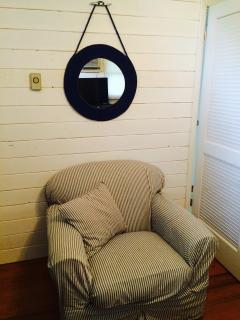 Comfy Chair 1/2 in #4 to chill/watch tv or movies