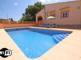 3 bedroom Villa in Calpe, Valencia, Spain : ref 5487617