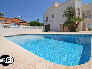 3 bedroom Villa in Calpe, Valencia, Spain : ref 5487621