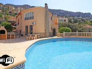 4 bedroom Villa in Calpe, Valencia, Spain : ref 5487626