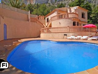 4 bedroom Villa in Calpe, Valencia, Spain : ref 5487623