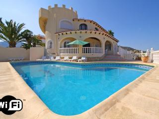 7 bedroom Villa in Calpe, Valencia, Spain : ref 5487638