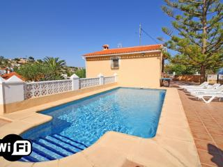3 bedroom Villa in Calpe, Valencia, Spain : ref 5487644