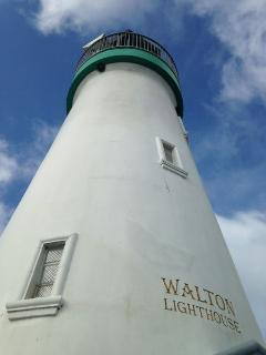 Walton Lighthouse @ Seabright Beach