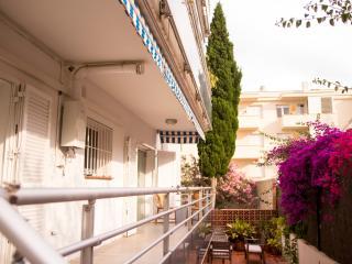 Precioso 2 linea de mar, gran terraza con barbacoa, Sitges