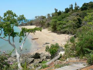bungalow au bord de l'eau, Nosy Komba