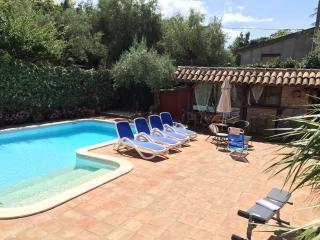 Appartamento in Villa Giovanna-piano terra +garden, Catania