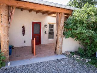Renovated 2bd/2ba adobe near Plaza and Railyard, Santa Fe