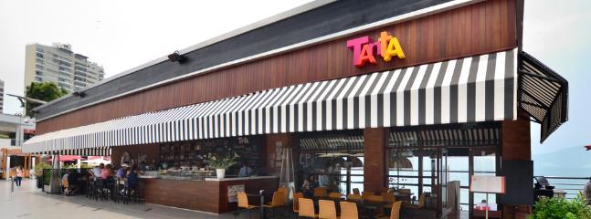 Great restaurant. Mall larcomar