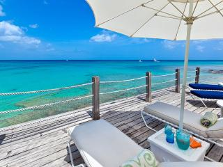 Easy Reach at Mullins, Barbados - Beachfront. Panoramic Views, Modern Beach House Style