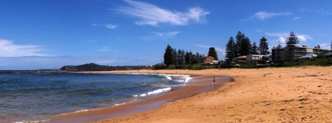 Basin Beach Mona Vale