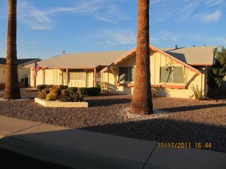 Beatuiful home in warm Sun City Arizona
