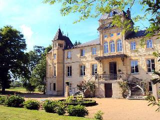 Château Fourdevoix, Varennes-Vauzelles