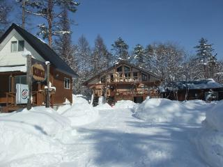 KUKU House 1 Apartment - Great Value in the Heart of Hakuba