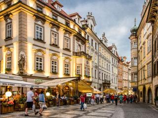 Central Prague , Touristic Sides